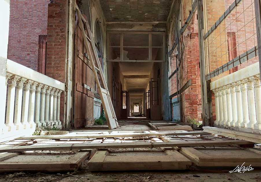 Abandoned places 01